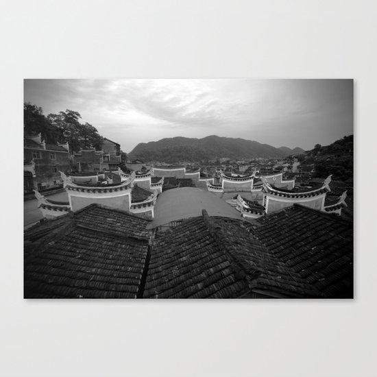 Phoenix China Canvas Print