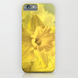 Narcissus Heaven  iPhone Case