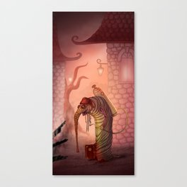 Rudy Canvas Print