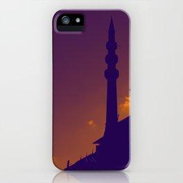 Purple Mosque iPhone Case