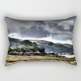 Loch Ailort, Scotland Rectangular Pillow