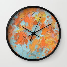 South Inge Maple Wall Clock