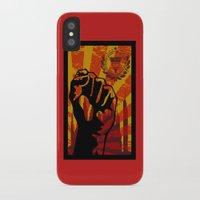 propaganda iPhone & iPod Cases featuring Propaganda I by blurdvizionz