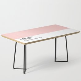 MANTONE® Fragile Masculinity Coffee Table