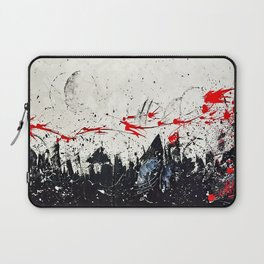 Cosmos shower (Sin City inspired) Laptop Sleeve