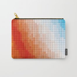 Square Color Space Carry-All Pouch