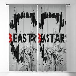 Beastars Legoshi Blackout Curtain