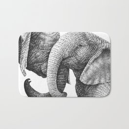 Best Friends Bath Mat