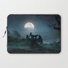 TOOTHLESS halloween Laptop Sleeve