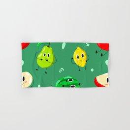 fruits pattern Hand & Bath Towel