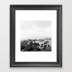 San Francisco Cityscape No. 2 Framed Art Print