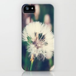 Lazy Summer iPhone Case