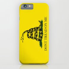 The Gadsden Don't Tread On Me Flag, High Quality Slim Case iPhone 6s