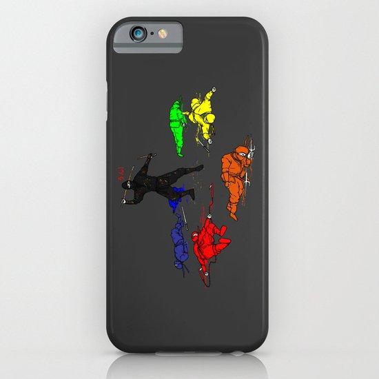 Anti-Colored Ninja iPhone & iPod Case