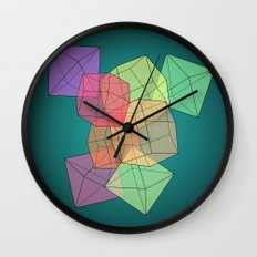 Ambivilance Wall Clock