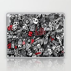 Doodled To Death Laptop & iPad Skin