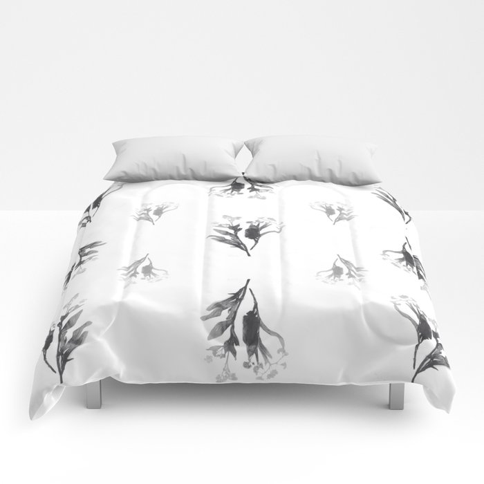 Pleasant Bouquet Comforters