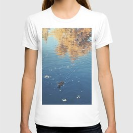 Duck on a Pond T-shirt