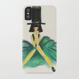 Ponder iPhone Case