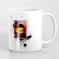 records Mugs featuring Mondongo Records by qteln