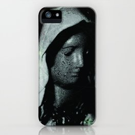 A Humble Mother iPhone Case