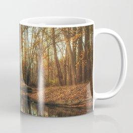 Leaves Are Falling Autumn Is Calling Coffee Mug