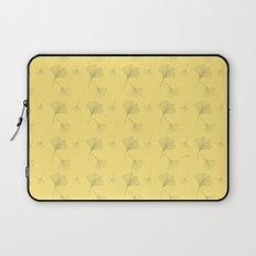 Ginkgo Summer Gold Laptop Sleeve