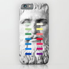 Sculpture With A Spectrum 1 iPhone 6 Slim Case
