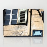 invader zim iPad Cases featuring Invader by theGalary