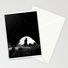 asc 455 - L'obscure clarté (The She-Wolf) Stationery Cards