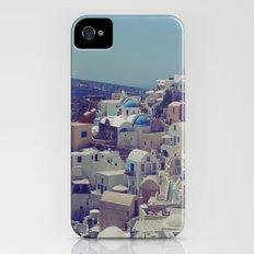 Oia, Santorini, Greece II Slim Case iPhone (4, 4s)