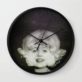 In Heaven Everything is Fine - Eraserhead Wall Clock