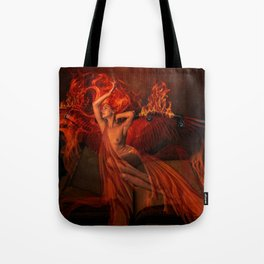 AUTHOR OF UNLEASH Tote Bag
