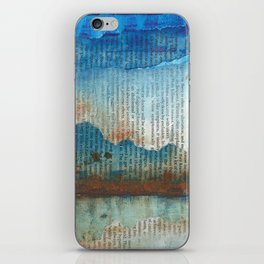 Tomorrow never knows iPhone Skin