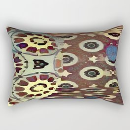 Resurrect Corner Balls Rectangular Pillow