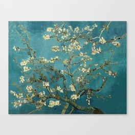 Van Gogh Blossoming Almond Tree Canvas Print
