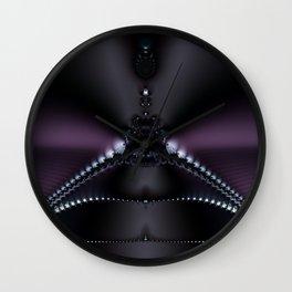 Polar Lights Wall Clock