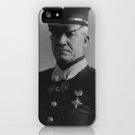 Sergeant Major Dan Daly iPhone Case