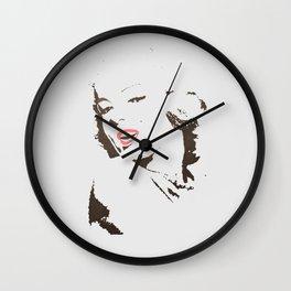 It's Marilyn Wall Clock