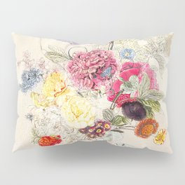 A remembrance of things past Pillow Sham