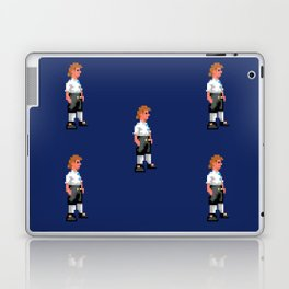 """I wanna be a pirate!"" Laptop & iPad Skin"