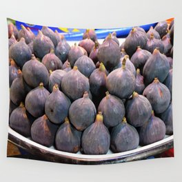 Fresh Figs Wall Tapestry