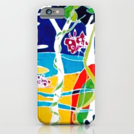 An Aussie kinda of a Day!        by Kay Lipton iPhone Case