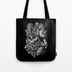 Mictlantecuhtli Tote Bag