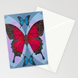 Vlinder Stationery Cards