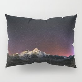 Everest Nightscape Pillow Sham