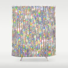 To See Light Shower Curtain