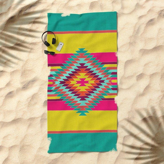 FIESTA Beach Towel