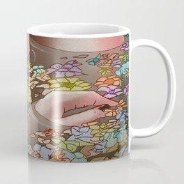Flower Bath 3 Coffee Mug