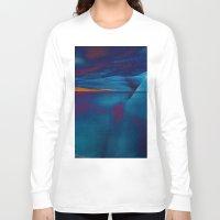 skyline Long Sleeve T-shirts featuring Skyline by Stephen Linhart